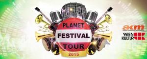 Planet Festival Tour 2015/2016