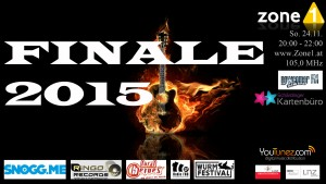 3. Radio Bandcontest - Finale 2015