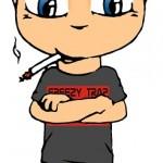Freezy Trap Comic
