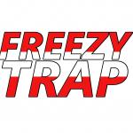Schriftzug Freezy Trap