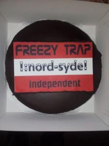 Freezy Torte