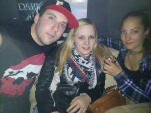 Freezy Trap, Kerstin Weiss & Magdalena