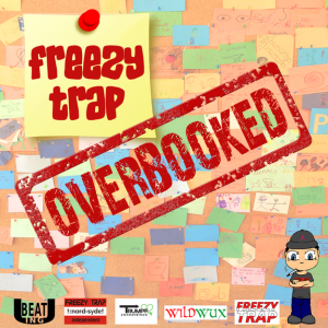 Overbooked Front Cover - Freezy Trap