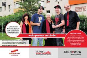 Freezy Trap & DäniX mit 1. Wiener Gemeindebauchor