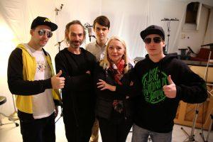 1. Wiener Gemeindebauchor mit Freezy Trap & DäniX