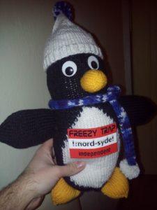 Freezy Pingi
