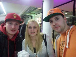 Freezy Trap, DäniX & Kerstin Weiss