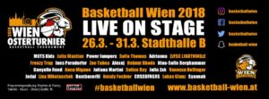 Basketball Wien 2018