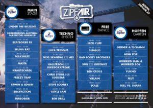 ZipfAir Fesitval 2018