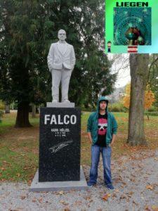 Falco liebt Liegen