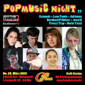 Popmusic Night 27