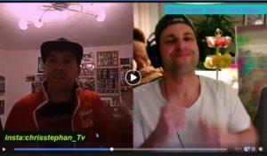Live bei Chris Stephan