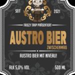 Logo Austro Bier (Zwischenmaß) Front