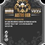 Logo Austro Bier (Zwischenzeit) Back
