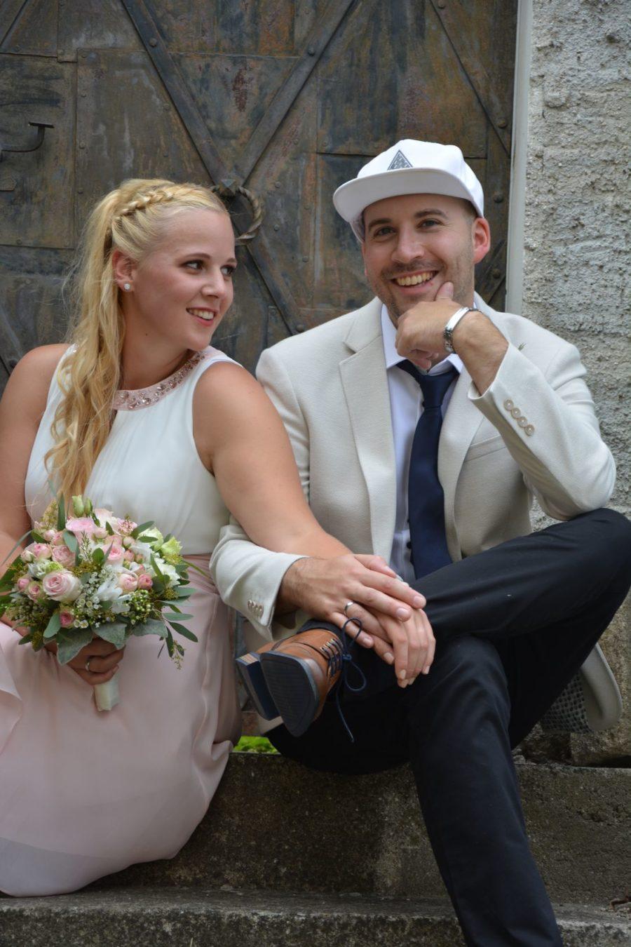Bezirksblätter Hochzeit